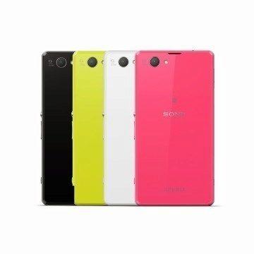 Sony Xperia Z1 Compact ve čtyřech barvách