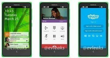 Nokia Normandy - čerstvé snímky