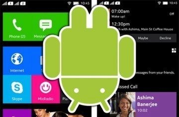Nokia doslova obrací Android na hlavu