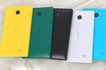 Jeden z mnoha konceptů Nokia Normandy