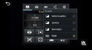 Samsung Galaxy NX - kvalita fotografie