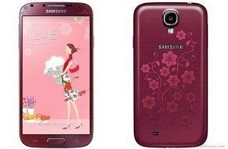 Samsung Galaxy S4 La Fleur úvod