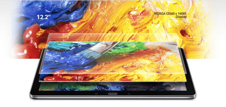 tablet Galaxy NotePro 12.2