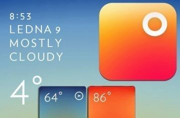 Solar: intuitivní a neotřelá předpověď počasí pro váš Android