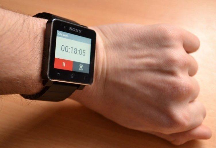 sony-smartwatch-2-timer