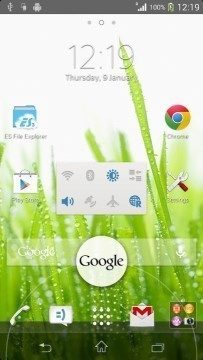 Android 4.3 na Sony Xperia SP