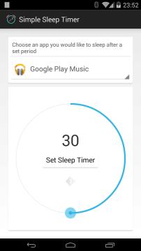 Super Simple Sleep Timer 1