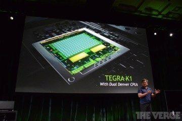 NVIDIA Tegra K1 - 64bitová verze bude mít jádra Denver
