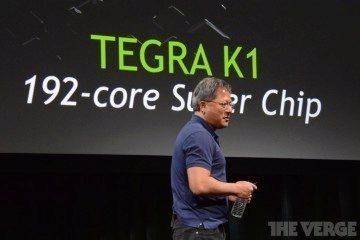 NVIDIA Tegra K1 - 192 jader