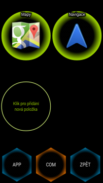 Zástupci na často používané programy