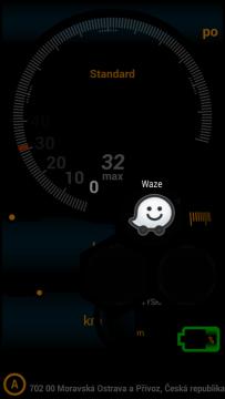 Možnost rychlého spuštění až tří aplikací