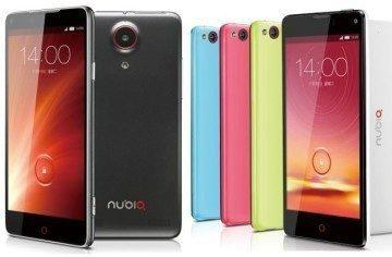 ZTE Nubia 5S a 5S mini