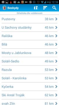 Horská služba: seznam nejbližších lyžařských středisek