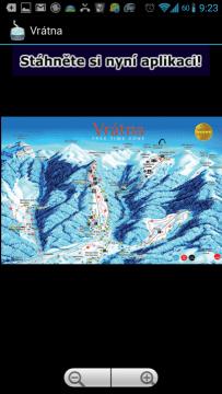 Ski TrailMaps: mapa střediska