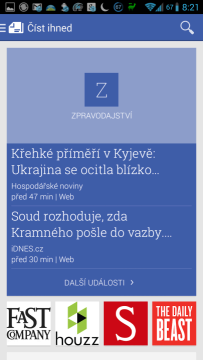 Aplikace Kiosek Google Play