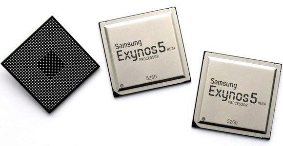 Samsung Exynos 5260 Hexa