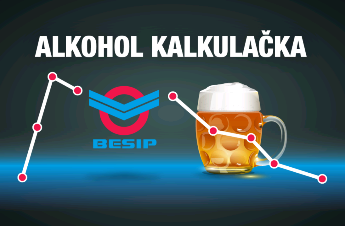 Alkohol kalkulačka cover