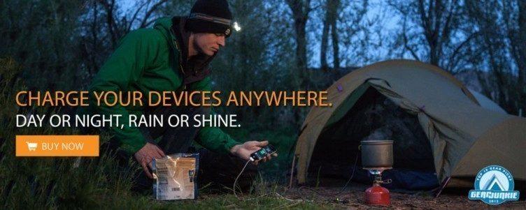 PowerPot nejen nabije váš telefon, ale také ohřeje vodu na kávu, čaj nebo polévku