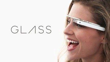chytré brýle google glass