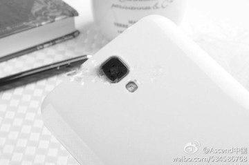Údajný snímek Huawei Ascend D3