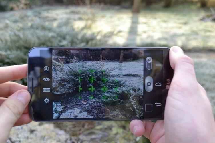 Aplikace pro fotoaparát se povedla