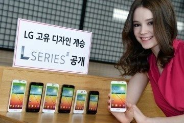 LG L90, LG L70 a LG L40