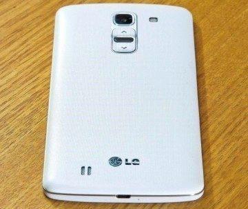 Údajný snímek LG G Pro 2