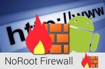 NoRoot Firewall zablokujte aplikacím přístup k Internetu