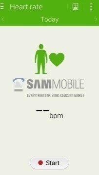 Nová verze aplikace S Health