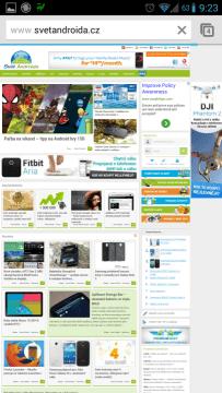 Odkaz otevře ve webovém prohlížeči