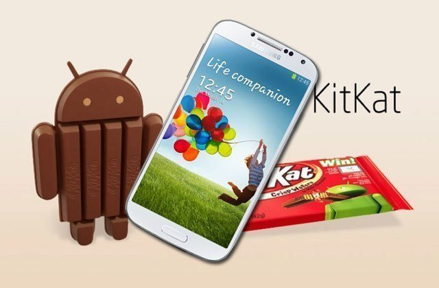 Evropský Samsung Galaxy S4 (GT-I9505) dostává Android 4.4.2