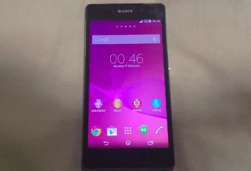 Telefon Sony Xperia Z2 (Sirius/D6503)