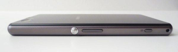 Sony Xperia Z1 Compact - pravý bok