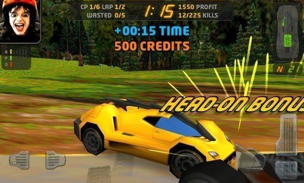 Sony Xperia Z1 Compact Screenshot - Carmagedon (1)