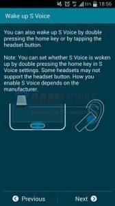 Nová verze S Voice