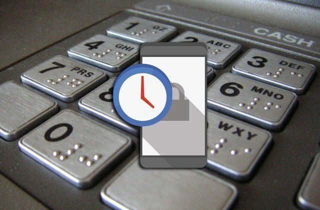 TimePIN: odemykejte telefon proměnlivým PINem