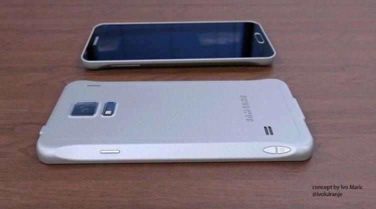 Koncept Samsungu Galaxy F