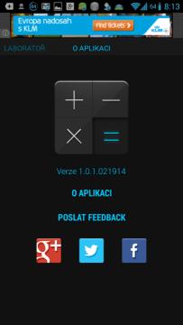 O aplikaci