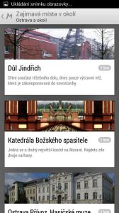 Mapy.cz: zajímavá místa v okolí