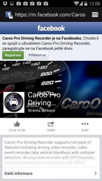 Stránky na Facebooku