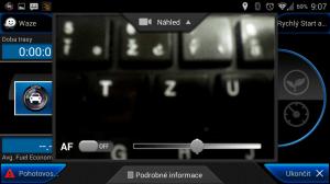 CaroO: náhled videa před jízdou