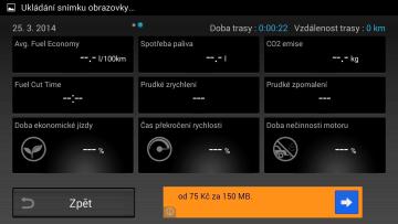 CaroO: Informace z OBD modulu