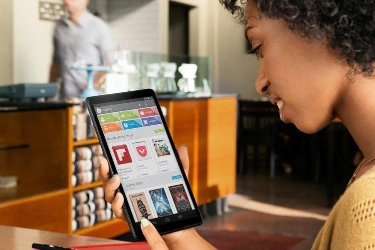 Chystá se Google Nexus 9?