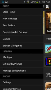 Amazon Appstore 2