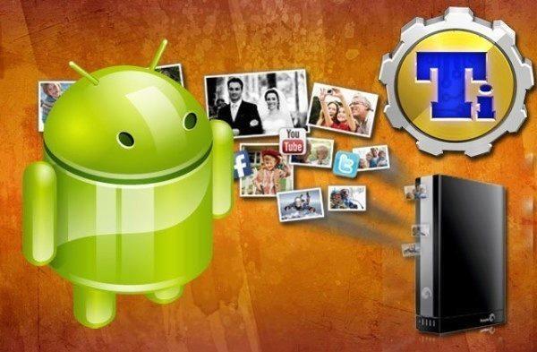 Jak zálohovat aplikace a data na Androidu?