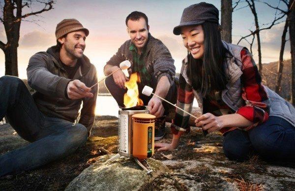 BioLite CampStove vás zabaví