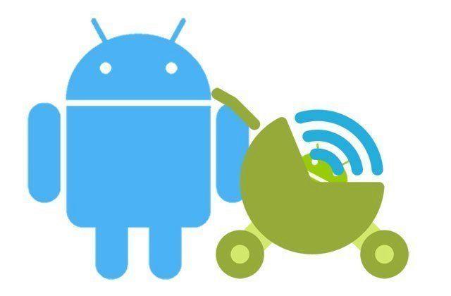 Dormi - Baby Monitor: telefon s Androidem jako chůvička