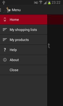 Easy Shopping-List 1