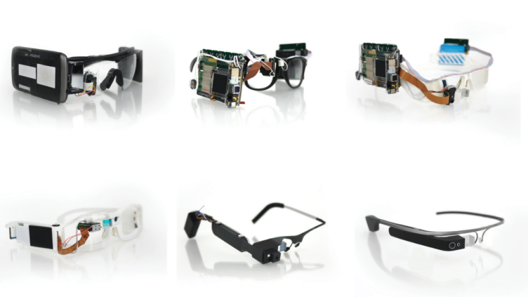 evoluce google glass