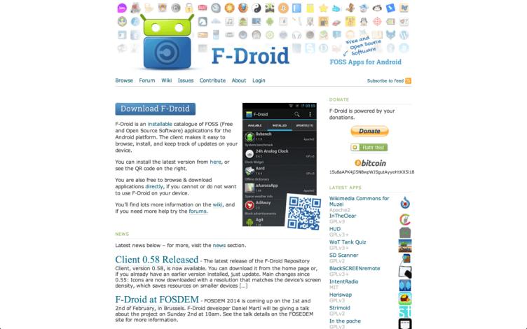FDroid Appstore